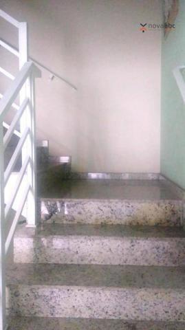 Apartamento com 2 dormitórios para alugar, 56 m² por R$ 1.100,00/mês - Parque Oratório - S - Foto 4