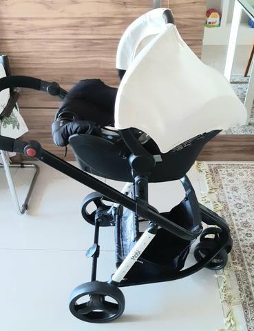 Carrinho + Bebê Conforto - Foto 4