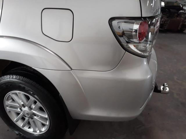 Hilux SW4 Diesel 7 lugares 4x4 Automática - Foto 8