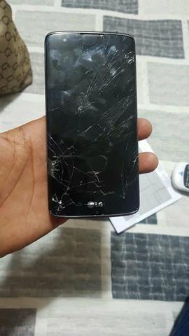 Compro celular quebrado