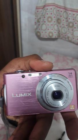 Câmera Lumix