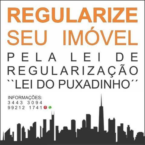 Regularização de imóveis - Lei do puxadinho - Legalização residencial e comercial