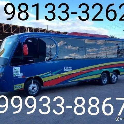 Vendo micro ônibus truncado primeira zap 98 999338867