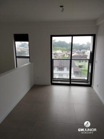 Apartamento à venda com 1 dormitórios em Saguaçu, Joinville cod:490 - Foto 11