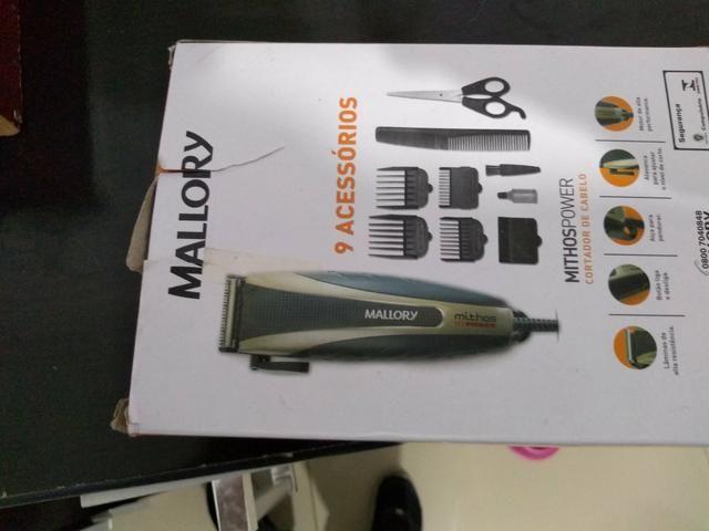 861eebc47 Máquina de cortar cabelo mallory - Beleza e saúde - Ferrazópolis ...