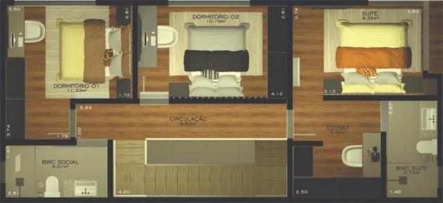 Casa à venda com 3 dormitórios em Costa e silva, Joinville cod:2211 - Foto 3