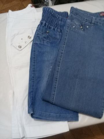0d73ce6913 Camisa Feminina Transparente Azul Botões E Detalhes G Nova - Roupas ...