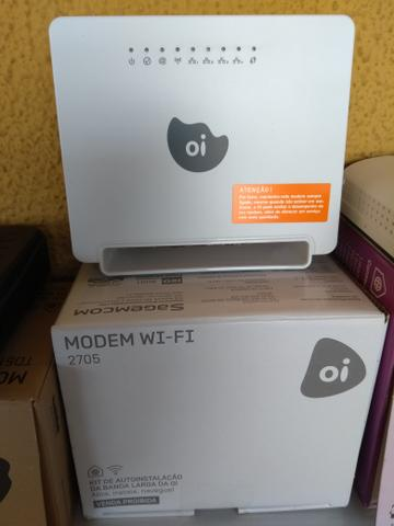 4 MODEMS Hi-Fi