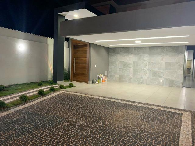 Casa nova 3quartos 3suites piscina churrasqueira rua 12 Vicente Pires condomínio fechado - Foto 2