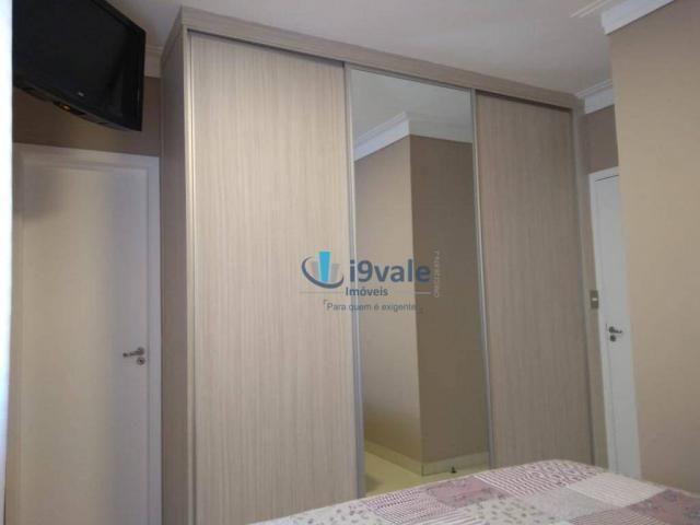Linda casa com 3 dormitórios à venda, 86 m² por r$ 425.000 - jardim santa maria - jacareí/ - Foto 18