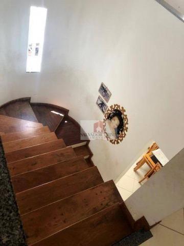 Casa duplex, 4 dormitórios sendo 1 suíte, 190 m², dependência de empregada, salas, 2 garag - Foto 15