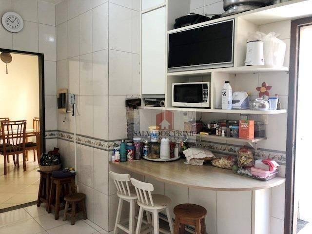 Casa duplex, 4 dormitórios sendo 1 suíte, 190 m², dependência de empregada, salas, 2 garag - Foto 8