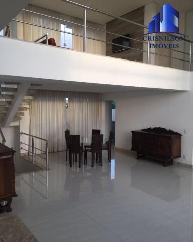 Casa à venda alphaville ii, salvador, r$ 1.650.000,00, armários, 4 suítes, espaço gourmet,