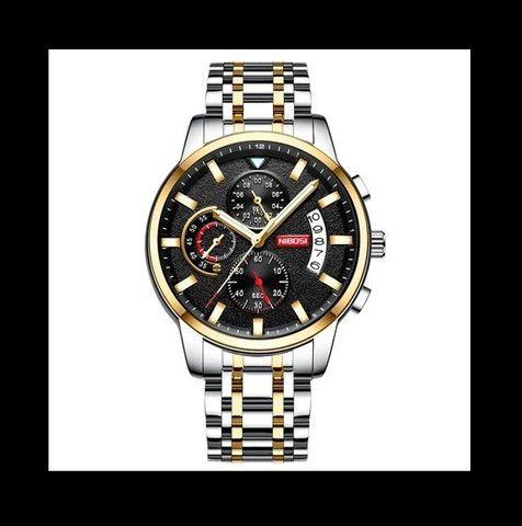 Relógio Original Nibosi Multifuncional - Foto 3