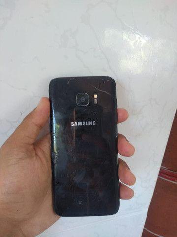 Samsung S7EGE 128G divido pelo Mercado Livre. - Foto 2