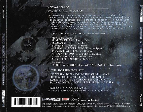 Ayreon - Into The Electric Castle (A Space Opera) - Foto 2