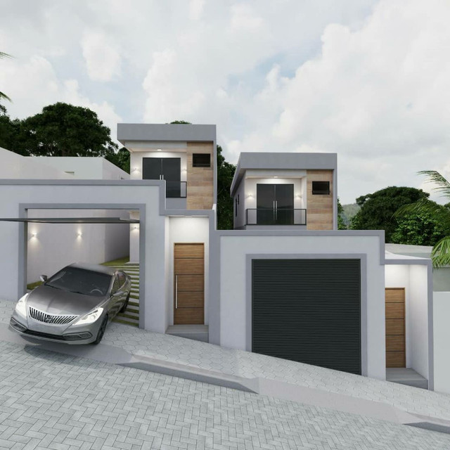 Duplex individual a venda entrega em janeiro de 2021 - Foto 2
