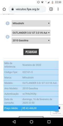 Outlander GT 3.0 V6 - Foto 7