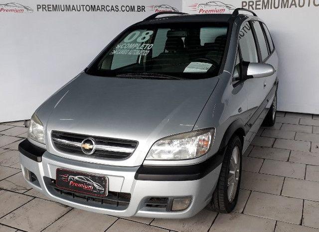 GM Chevrolet Zafira Elegance 2008 Automática 2.0 8V 07 Lugares Completa - Foto 2