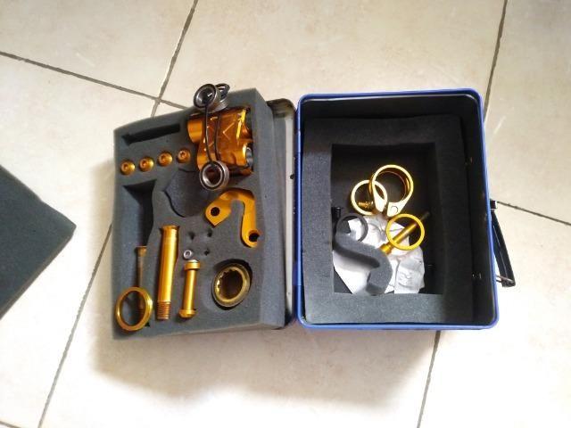 Bike 29 pivot mach429 full suspension - Foto 5