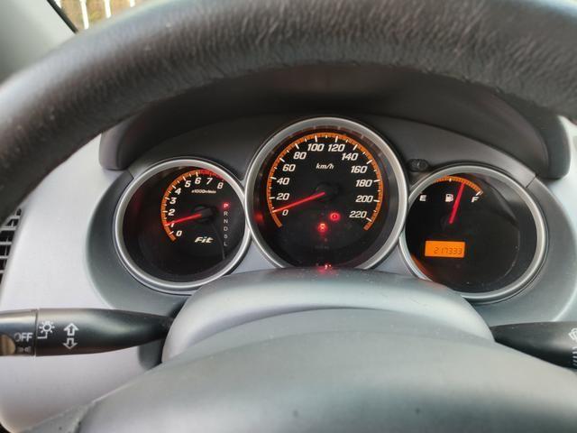 Honda Fit ex CVT - Foto 5