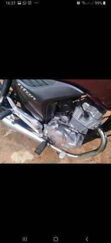 Gol g3 plus completo 16v troco em carro mais novo tenho uma moto tbm - Foto 15