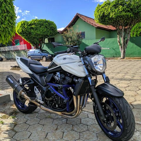 Bandit 650N 2014 - Baixa Km Impecável - IPVA 2020 Pago