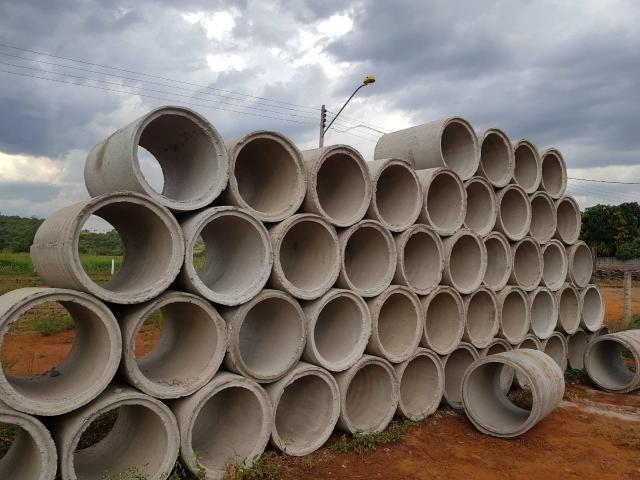 Manilhas de concreto todas medidas - Foto 4