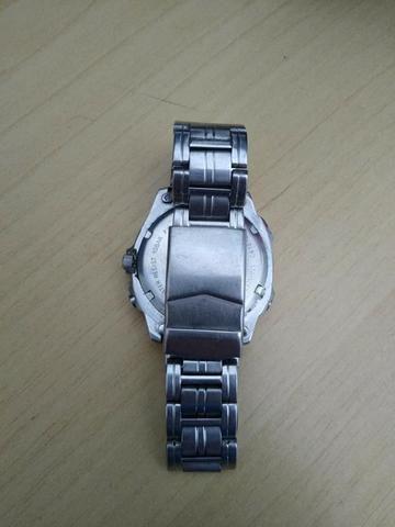 Raridade! Relógio Citzen original C 410 em aço inoxidável - Foto 4