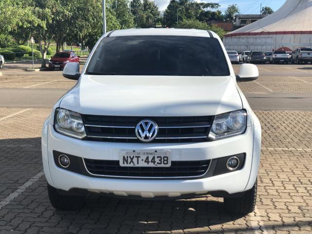 Amarok Trendline 16v TDi 4x4 Diesel