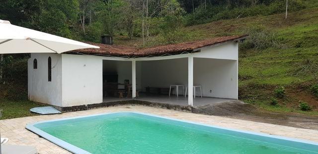 Sitio para locação de eventos com piscina em Santo Amaro da imperatriz - Foto 2