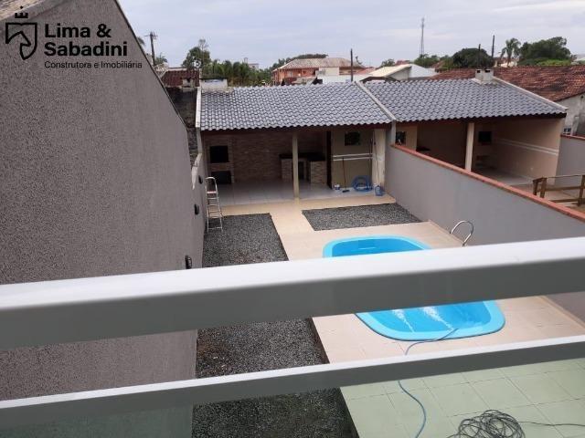 Aluga Diária: Sobrado com piscina no Balneário Paese - Foto 4