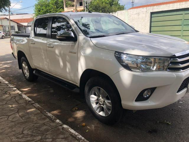 Hilux 2017 SRV Diesel SEM Igual Troca e Financia - Foto 4