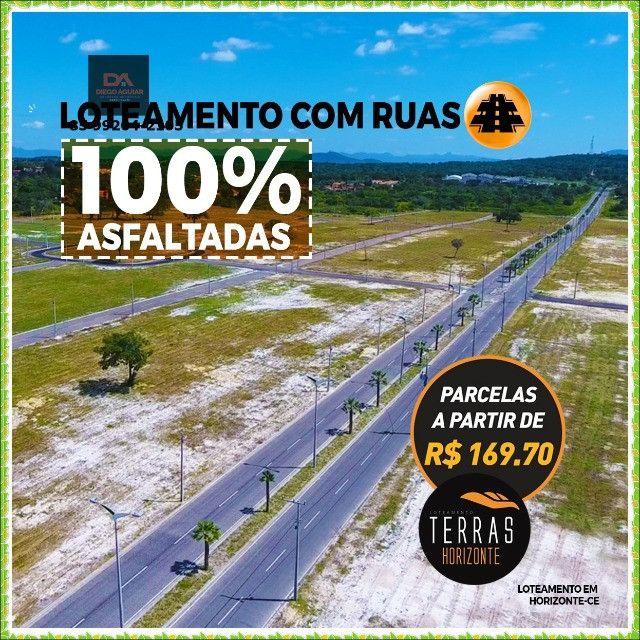 Lotes Terras Horizonte(Parcelas a partir de R$ 280,72)!!