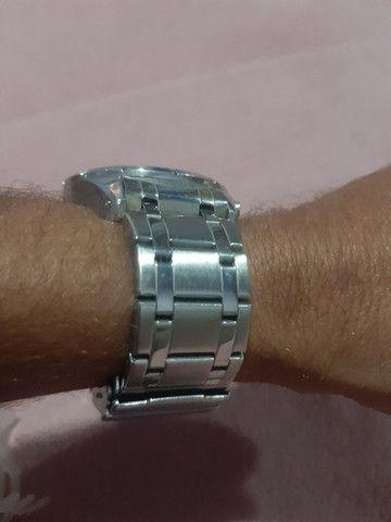 Relógio orient , vendo ou troco por( citizen ) dependendo do modelo dou diferença. - Foto 4