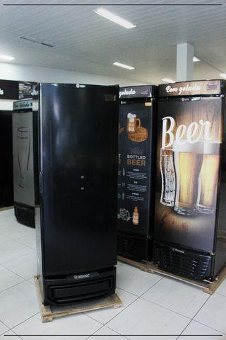Cervejeira All Black - 410 Litros - Gelopar - Pronta Entrega - Sibéria Equipamentos