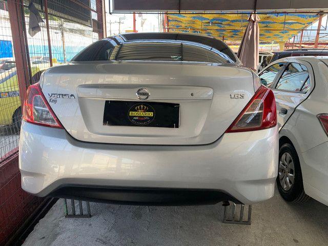 Nissan Versa 2020 + GNV (Único Dono, entrada + 48x 934,00) - Foto 4