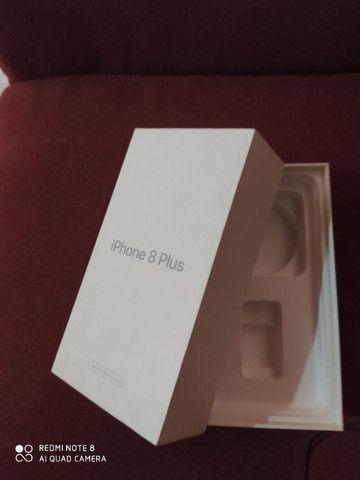 Caixa do iPhone 8 plus 80 REAIS  - Foto 4