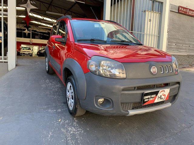 Fiat Uno Way 1.0 4p Flex - Foto 9