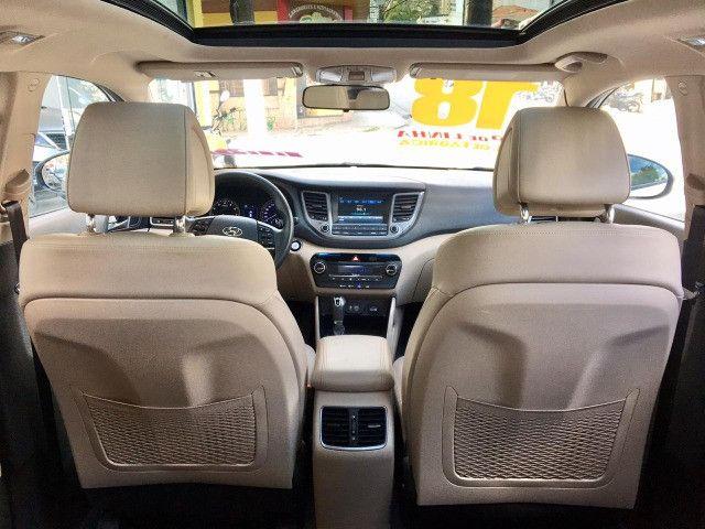 Hyundai Tucson 1.6 GL Turbo, Excelente estado, Garantia de fabrica - Foto 7
