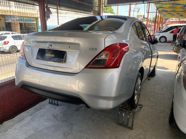Nissan Versa 2020 + GNV (Único Dono, entrada + 48x 934,00) - Foto 5