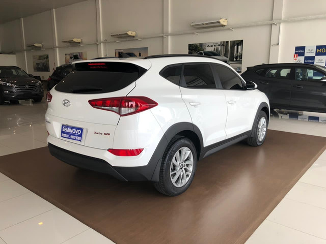 Semi Novo Zucatelli New Tucson GLS 2020/2021  - Foto 4