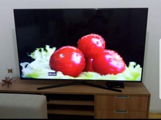 Tv Samsung 65 Led UHD 4K 6100 HDMI / USB / WIPI - Foto 3