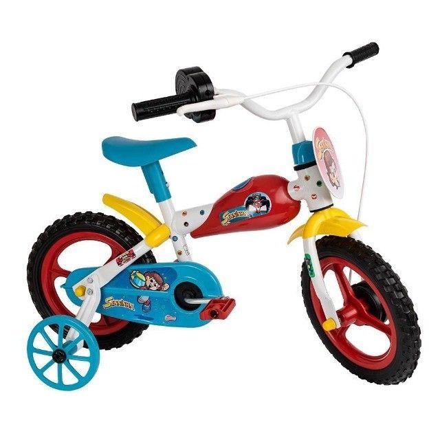 Dia das Crianças !! Bicicleta Infantil aro 12 Nova!!! 199