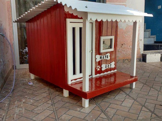 Casinha de cachorro com varanda a partir de 419 - Foto 2
