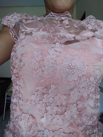 Vestido de FestaTam 36-38.  - Foto 3