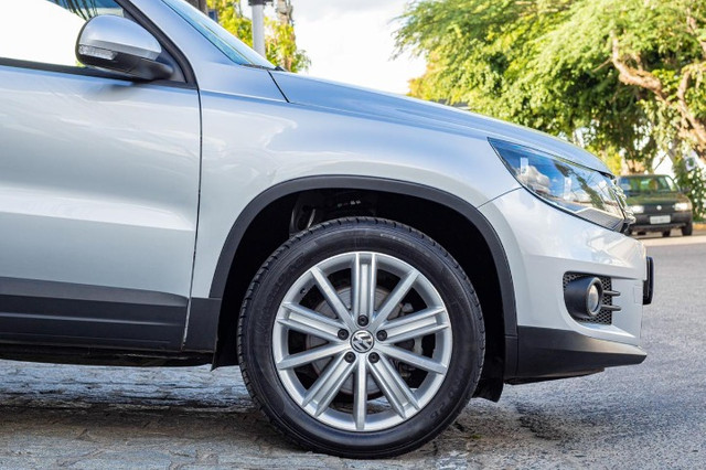 VW/ Tiguan Tsi 1.4 automatica 2017 IPVA 2021 - Foto 13