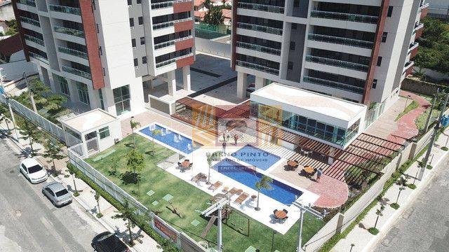 Apartamento com 2 dormitórios à venda, 72 m² por R$ 419.000,00 - Guararapes - Fortaleza/CE