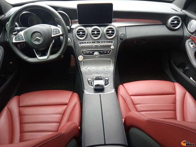 Mercedes C43 AMG - Aut.V6,  Bi-Turbo, Teto, 9.000Km - R$315.000,00 - Foto 6