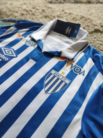Camisa Avaí 2019